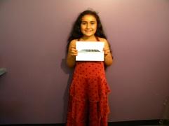 SRC Kids iPad winner