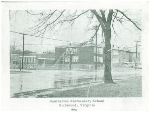 1956 Dumbarton Elementary School