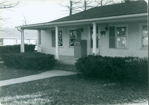 First Sandston Library, 1980