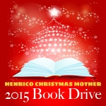 Donate books to any Henrico County Public Library by Nov. 30.