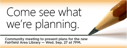 Fairfield Planning Presentation slider