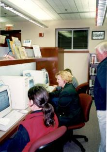 c1999 computer lab