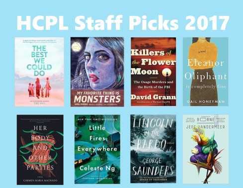 HCPL Staff Picks 2017