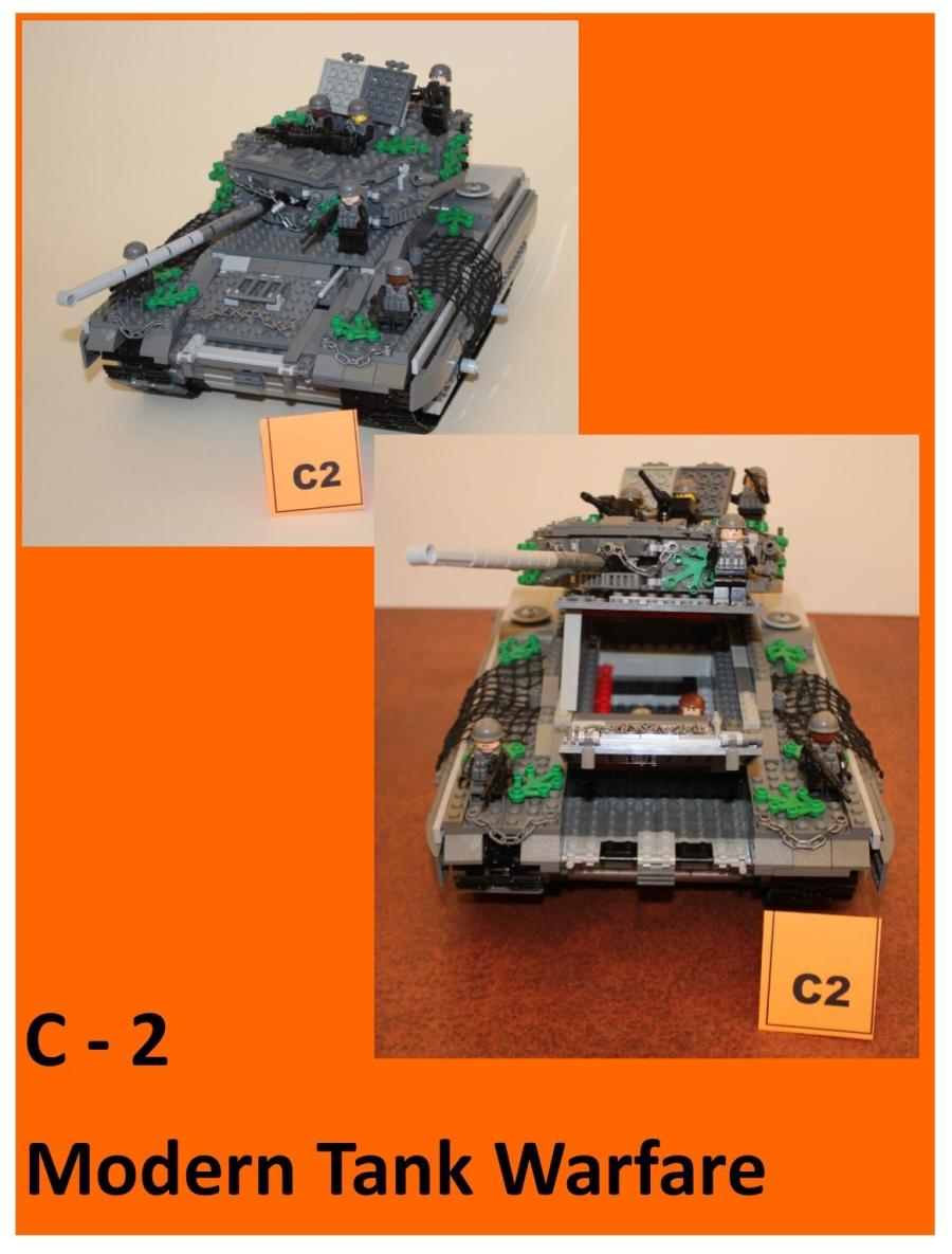 C-2 Modern Tank Warfare
