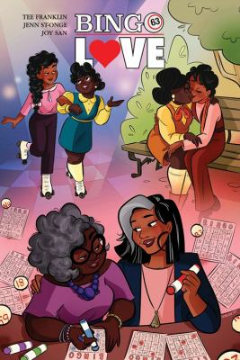 Cover for Bingo Love by Tee Franklin