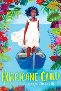 Cover for Hurricane Chld by Kheryn Callender