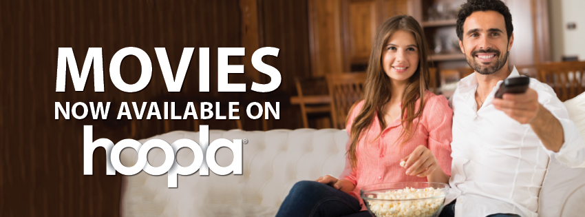 Movies now available on Hoopla