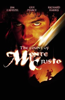 The Count of Monte Cristo with Jim Caviezel, Guy Pearce, Richard Harris