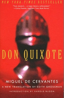 Cover: Don Quixote by Miguel de Cervantes