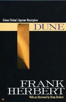 Cover: Dune by Frank Herbert